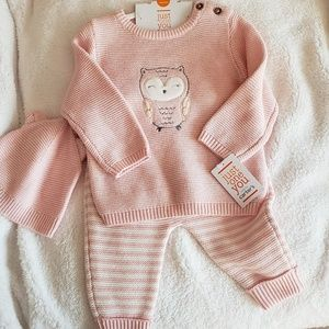 Carter's Just one you 6month sweater outfit